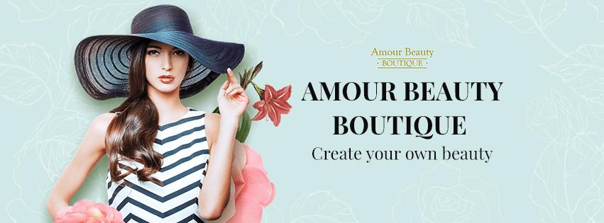 Salon Amour Beauty Boutique Đẳng Cấp Quốc Tế